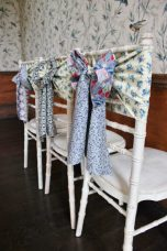 Mixed Liberty sashes by The Vintage Sash Company