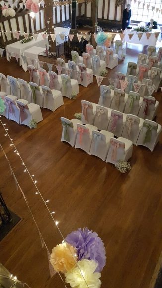 Pastel Sashes - The Vintage Sash Company