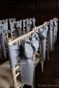Matt Grey Sashes - The Vintage Sash Company